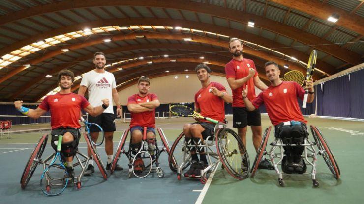 Juegos Paralímpicos: 142 deportistas españoles inician el viaje a Tokio