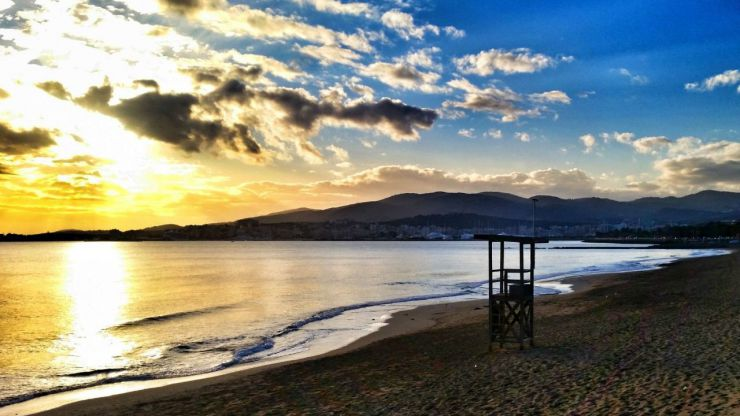 Las mejores playas: Disfruta del mar en Palma de Mallorca