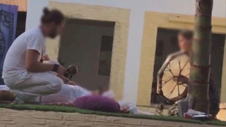 Detenidos en Alicante por hacer rituales con ayahuasca y escamas de sapo bufo