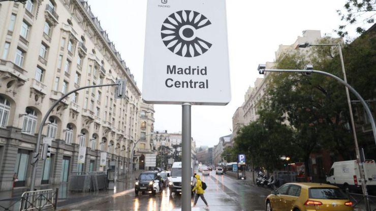 Rifirrafe entre PP y VOX a cuenta de Madrid Central