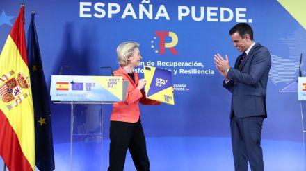 ¿Están ocultando los fondos europeos la enorme deuda pública que acumula España?