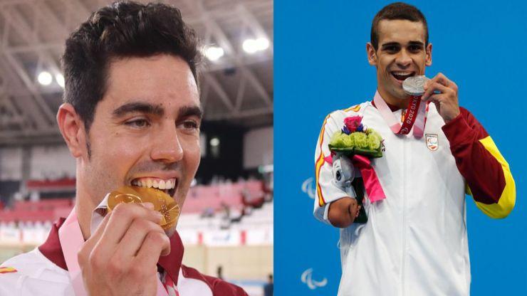 Tokio 2020: Los deportistas paralímpicos no paran de dar alegrías a España