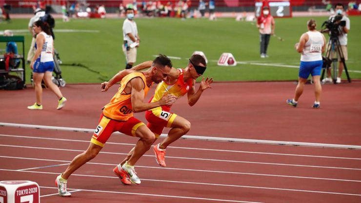Tokio 2020: Descarrega revalida el título de campeón paralímpico