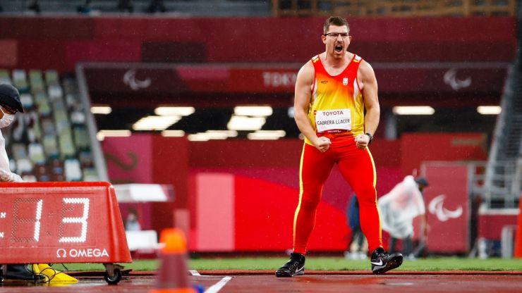 Imparables: España suma 35 medallas en los Juegos Paralímpicos de Tokio 2020