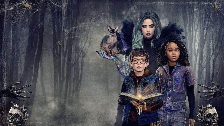 Netflix: Cuentos al caer la noche