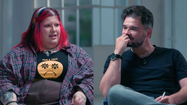 'Soy una pringada' y su polémica entrevista con Rufián que Vox ha denunciado