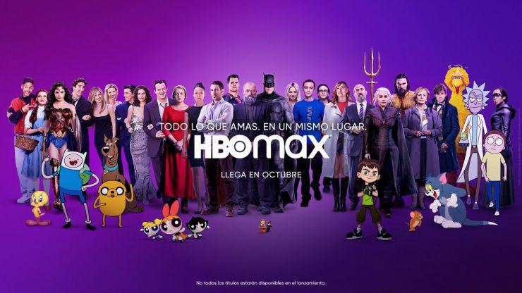 Ya conocemos la fecha de estreno de HBO Max en España