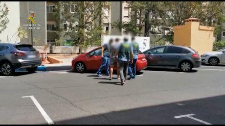 Arrestado en Canarias tras su radicalismo yihadista e infligir un trato degradante hacia las mujeres