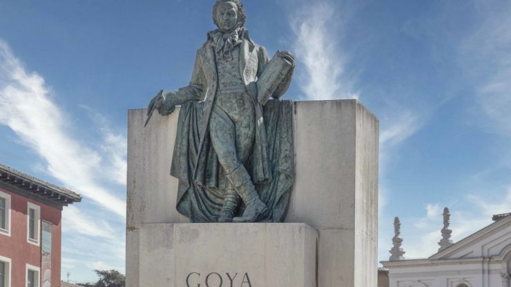 El origen del genio: Adéntrate en la vida de Goya en Zaragoza