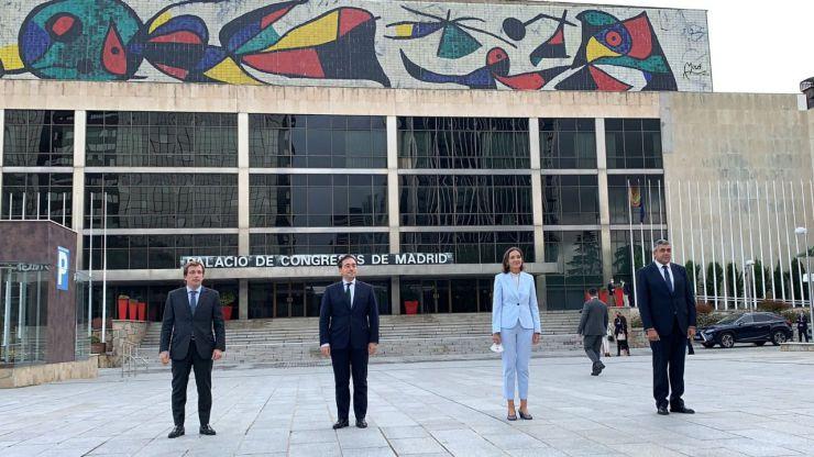 El Palacio de Congresos de Madrid albergará el nuevo edificio de la Organización Mundial del Turismo