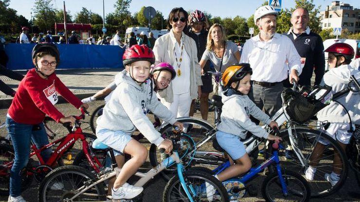 La Semana Europea de la Movilidad arranca en Pozuelo con la celebración de la Fiesta de la Bici