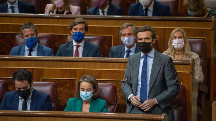Lastra cree que Casado 'necesita que a España le vaya mal para que a él le vaya bien'