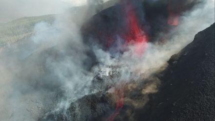 De un volcán a Puigdemont