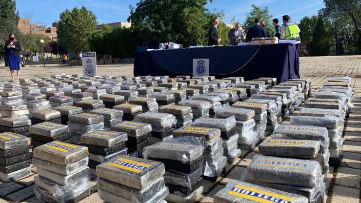 El GEO inició la investigación: Desarticulada la mayor red de distribución de cocaína de Europa