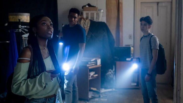 Amazon Prime Video: Black as Night