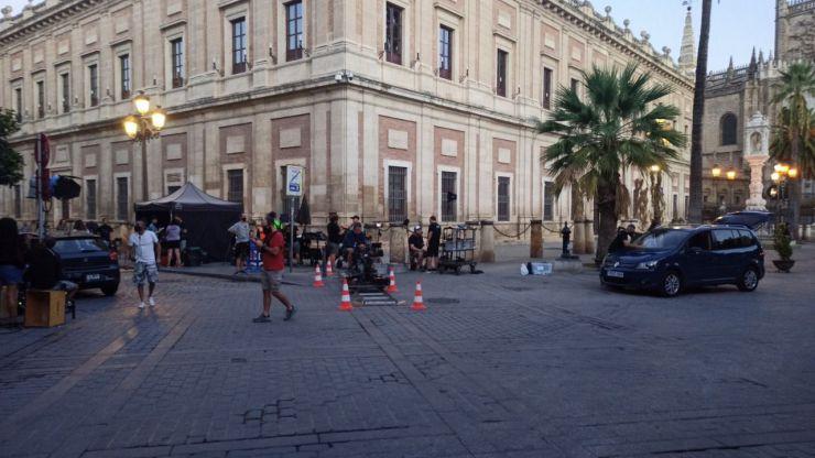 Netflix aterriza en Sevilla con el rodaje de 'Si lo hubiera sabido'
