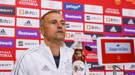 Luis Enrique: 'Queremos superar lo que hicimos en la Eurocopa'