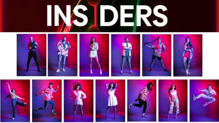 ¡Tiembla Telecinco!: Netflix presenta a los prometedores concursantes de 'Insiders'
