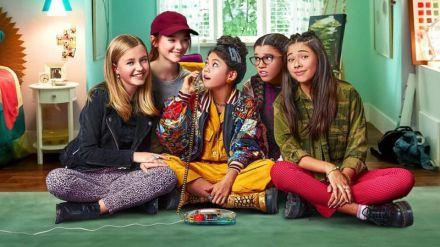 Netflix: El club de las canguro (Temporada 2)