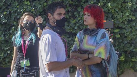 'Rainbow': Netflix desvela las primeras imágenes de la nueva película de Paco León