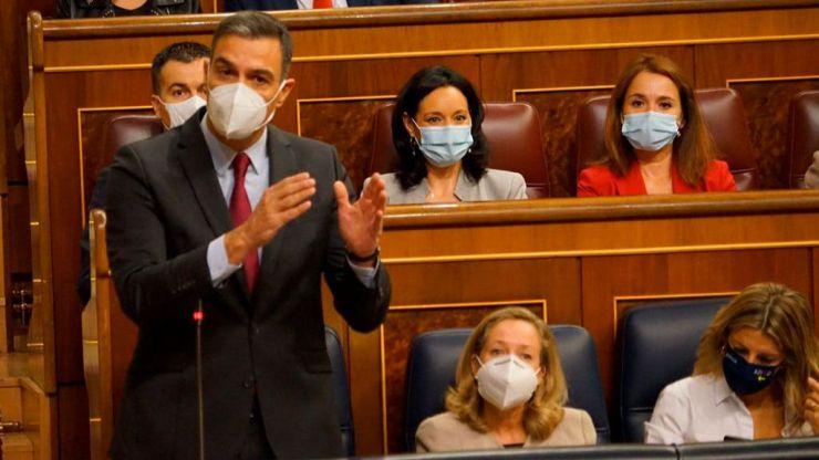 Sánchez advierte a la oposición: