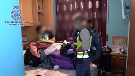 Captadas en Paraguay para prostituirse siendo obligadas a consumir y vender sustancias estupefacientes