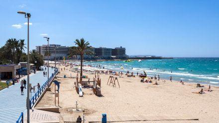 Playa de Alicante - Imagen de archivo