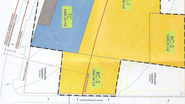 Las obras del nuevo aparcamiento de La Estación de Pozuelo comenzarán en unas semanas