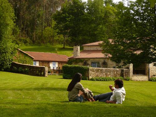 Casas rurales a medio gas