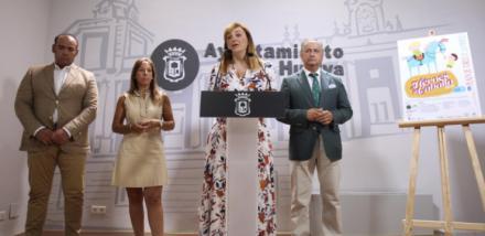 El Ayuntamiento de Huelva anima a los onubenses a disfrutar del espectáculo 'Héroes a caballo'