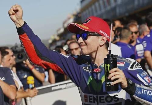 Lorenzo gana su tercer mundial GP