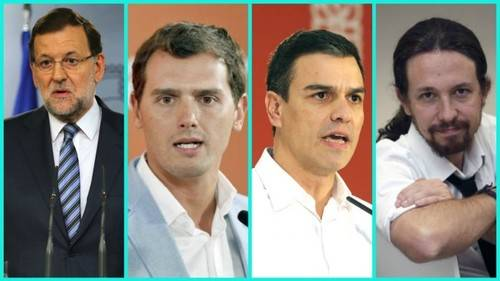 Deje usted su contumacia y hable con Rajoy