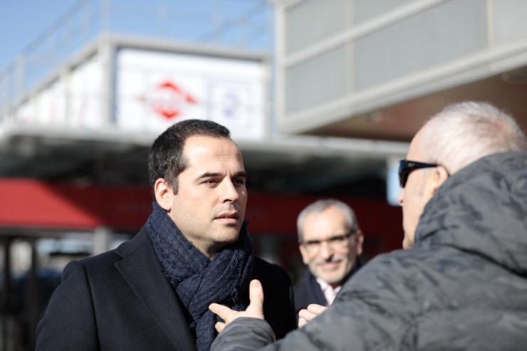 Ciudadanos denuncia las promesas incumplidas 'del PP y Ahora Madrid' en Aravaca
