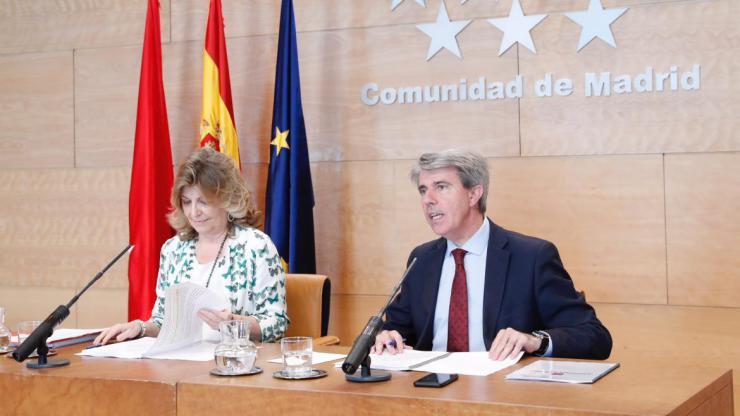 La Comunidad de Madrid ha aprobado 1.560 asuntos este curso político, con 11 bajadas de impuestos