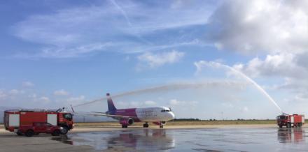 El aeropuerto de Castellón pone en marcha una nueva conexión estival con Budapest