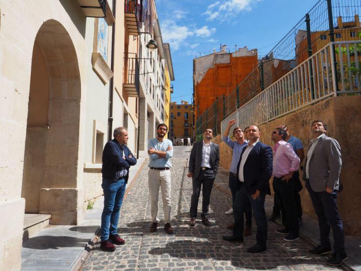 Alcoi, una ciudad 'referente de regeneración urbana'