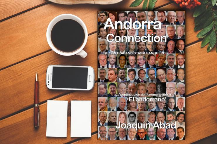 Blanqueo, corrupción, drogas... algunos de los ingredientes de 'Andorra Connection', lo nuevo de Joaquín Abad