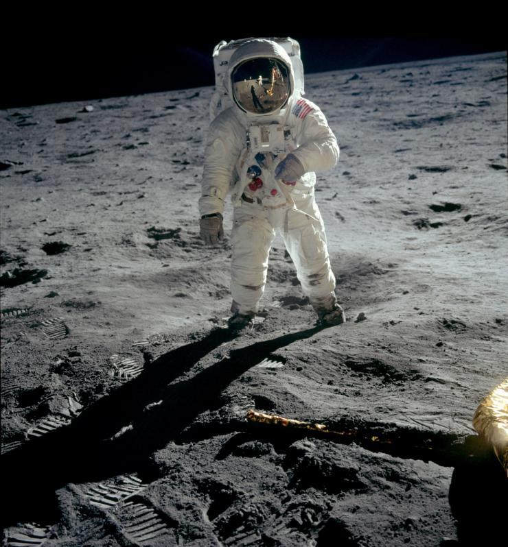 El Hemisfèric estrena la película IMAX 'Apollo 11. Primeros Pasos' con imágenes inéditas