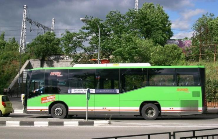 Dos nuevos servicios de autobús mejorarán la conexión de los vecinos de Pozuelo