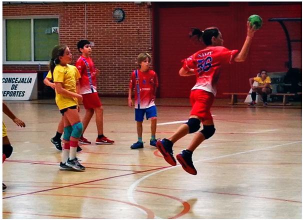 Jornada de puertas abiertas del Club Balonmano Móstoles, el 8 de septiembre en el marco de las fiestas patronales