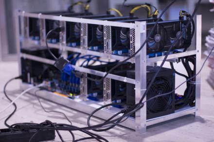 ¿Por qué amenazan a esta granja de bitcoin con cortarle la luz?