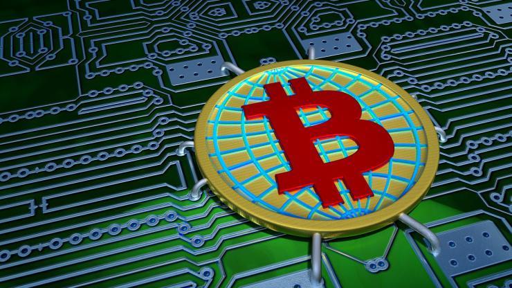 ¿El repunte del bitcoin?