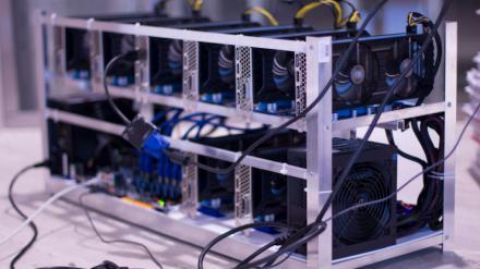 600 ordenadores incautados en China usados para la minería de bitcoin