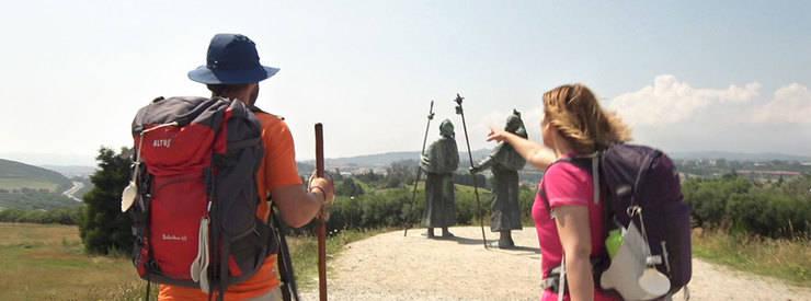 Haz el Camino de Santiago sin salir de casa