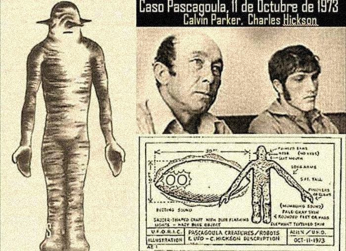 Calvin Parker rompe su silencio y confiesa haber sido secuestrado por alienígenas