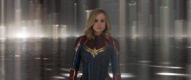 Capitana Marvel