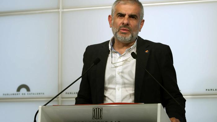 """Carrizosa lamenta que """"Torra ignore la realidad en Cataluña"""""""