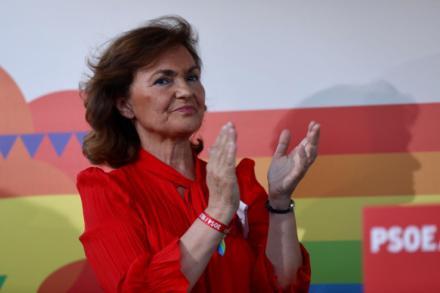 Carmen Calvo lamenta las injerencias del Vaticano en la exhumación de Franco