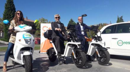 Ciudadanos propone el fomento del 'Carsharing' de vehículos eléctricos en Pozuelo