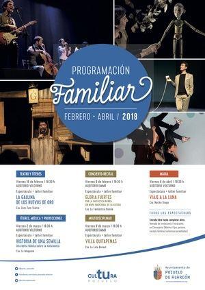 Arranca la programación familiar en los auditorios de Pozuelo de la Escuela de Música y el espacio cultural Volturno